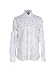 Xacus Shirts Shirts Men White