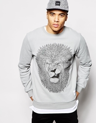 Supreme Being Supremebeing Sunrah Sweatshirt Grey