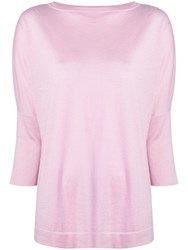Snobby Sheep Pink Knitted Top