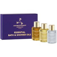 Aromatherapy Associates Bath And Shower Oil Gift Set
