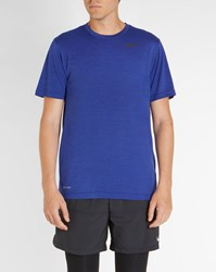 Nike Royal Blue Dri Fit Training T Shirt