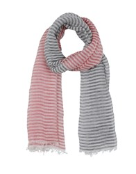 Brooks Brothers Square Scarves Grey