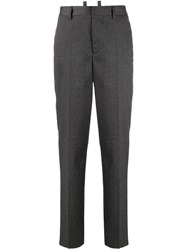Dsquared2 Straight Leg Tailored Trousers 60