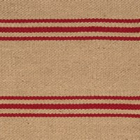 Dash And Albert Lexington Rug Camel Red 61 X 91 Cm