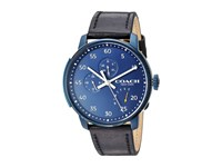 Coach Bleecker 14602353 Black Watches