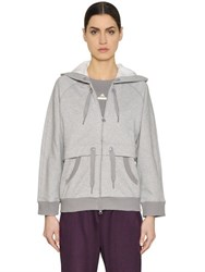Adidas By Stella Mccartney Essentials Organic Cotton Sweatshirt