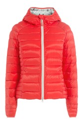 Canada Goose Quilted Brookvale Jacket Red