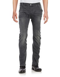 G Star Arc Zip 3D Slim Jeans Medium Aged