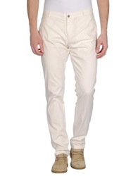 Daniele Alessandrini Dress Pants Ivory