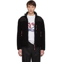 Moncler 2 1952 Reversible Black Down Brohan Jacket