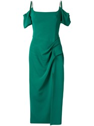 Manning Cartell Style Tracking Dress Green