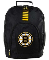 Forever Collectibles Boston Bruins Prime Time Backpack Team Color