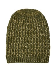 Scotch And Soda Accessories Hats Military Green