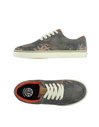 Element Footwear Low Tops And Trainers Men Grey