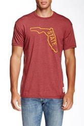 Original Retro Brand Florida State Tee Red