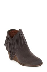 Bc Footwear Women's 'Band 2' Bootie Taupe