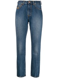Vivienne Westwood New Harris Tapered Jeans Blue