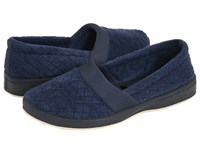 Foamtreads Coddles Navy Slippers