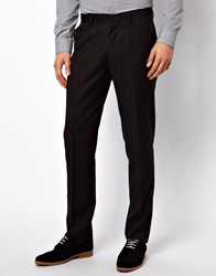 Vito Suit Pants In Black