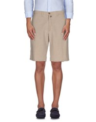 Barbour Trousers Bermuda Shorts Men Beige