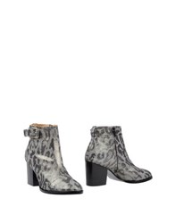 Thakoon Addition Footwear Ankle Boots Women Grey