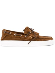 Henderson Baracco Jeff Boat Shoes Brown