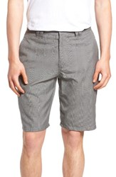 O'neill Men's Delta Glen Plaid Shorts Grey
