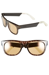 Carrera 52Mm Sunglasses Camouflage Brown