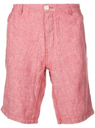 Onia Classic Austin Shorts Red