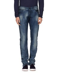 Gilded Age Denim Denim Trousers Men Blue