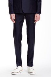 Gant The Doubler Wool Smarty Pant Blue