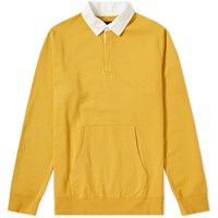 Beams Plus Rugby Sweat Yellow
