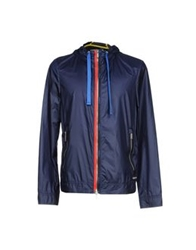 Ice Iceberg Jackets Dark Blue