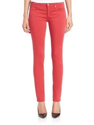Ag Jeans Skinny Fit Cigarette Pant Rle Scarle