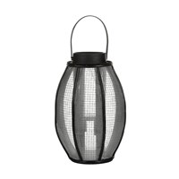 House Doctor Shade Lantern Black