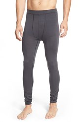 Men's Helly Hansen Merino Wool Base Layer Pants Ebony