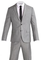 Kiomi Suit Light Grey