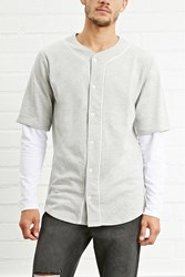 Forever 21 2 Layer Baseball Jersey