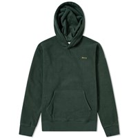 Harmony Serano Polar Fleece Hoody Green