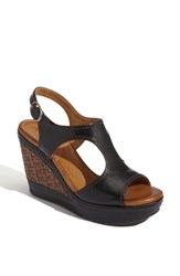 Naya 'Eternal' Sandal Black