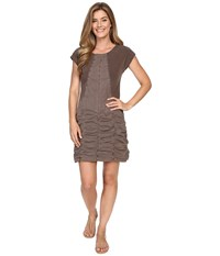 Xcvi Avian Dress Mink Women's Dress Brown