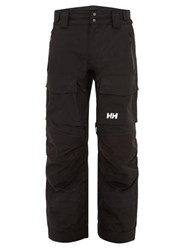 Helly Hansen Pilsner Technical Cargo Trousers Black