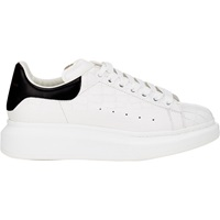 Thick Soled Low Top Sneakers White