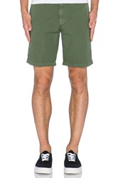 Ag Adriano Goldschmied Wanderer Short Olive