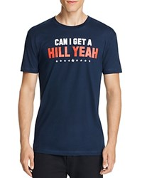 Kid Dangerous Hill Yeah Graphic Tee Navy