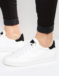 Religion Paper Terrace Low Trainers White