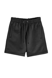 Golden Goose Deluxe Brand Smith Drawstring Shorts Black