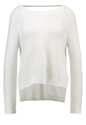 Noisy May Nmnew Verona Jumper Snow White