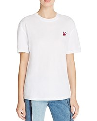 Mcq By Alexander Mcqueen Classic Tee White
