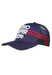 Superdry Cap Dark Navy Dark Blue